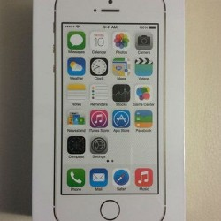 apple iphone 5s .