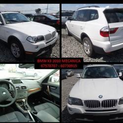 BMW X3 MECANICA