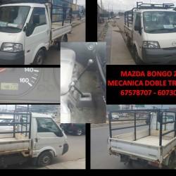 MAZDA BONGO MECANICA 4X4