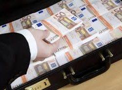 dinero préstamo