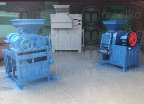 coal briquette machines